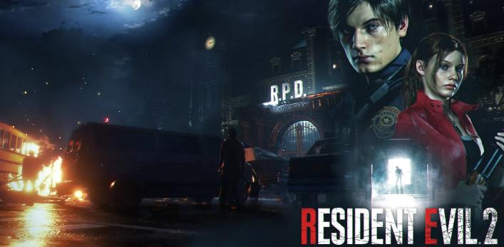 Resident Evil 2 (2019), un survival-horror moderne très excitant